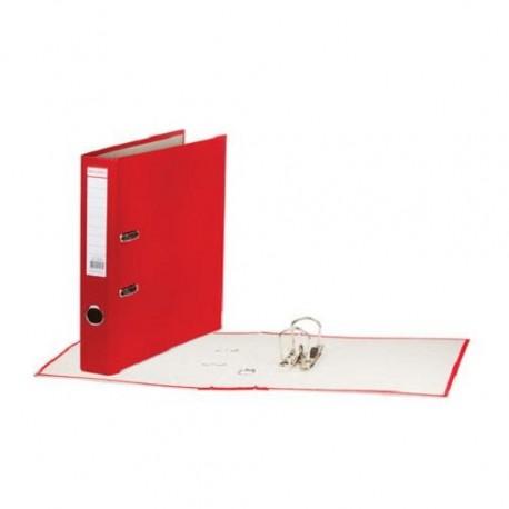 Папка-регистратор 50мм. BRAUBERG красная (226592)