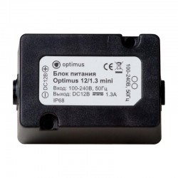 Блок питания Optimus 12/1.3 mini