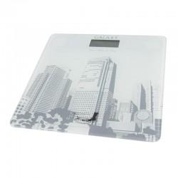 Весы Galaxy GL 4803 White стекло, точность 0,1кг, макс. 180кг, авто вкл/выкл