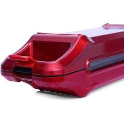 Вафельница Kitfort КТ-1611-2 Red 640Вт, форма вафель квадрат