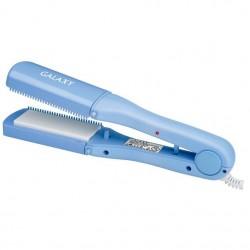 Выпрямитель для волос Galaxy GL 4506 Blue 48Вт, керамическое покрытие, 1 режим