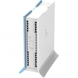 Маршрутизатор MikroTik hAP lite TC (RB941-2nD-TC) (802.11n 300 Mbps 4xLAN)