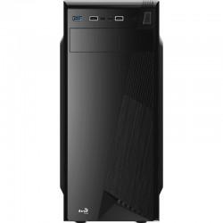 Корпус ATX Aerocool CS-1101 (2USB+USB3.0,audio,черный)