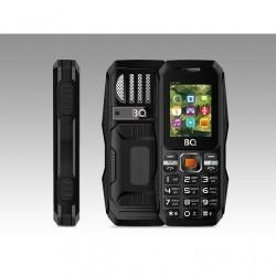 """Сотовый телефон BQ BQ-1842 Tank mini Black (2sim/1.77""""/128*160/32Mb/microSD/-/Bt/1200мАч)"""