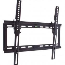"Кронштейн Kromax IDEAL-4 new черный настенный,22-65"",до 50кг,от стены 23мм,наклон -10°"
