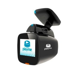 "Видеорегистратор Playme Uni 1920*1080/150°/1.5""/microSD/2мп/H.264/G-сенсор/-/GPS/-/WiFi"