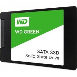 SSD-накопитель 240Гб WD GREEN [WDS240G2G0A] (SanDisk 20-82-00469-2,TLC 3D NAND,545/465 Мб/с)