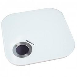 Кухонные весы Endever KS-530 White электронные, сталь, макс. 5кг, точность 1г, авто вкл/выкл