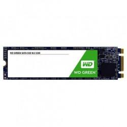 SSD-накопитель M.2 120Гб WD Green [WDS120G2G0B] (Silicon Motion,TLC 3D NAND,540/430 Мб/c)