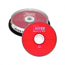 Диск CD-R 10шт Mirex Hotline 700Mb 48x Cake box (UL120050A8L)