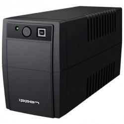 ИБП Ippon Back Basic 1050 600Вт 1050ВА черный