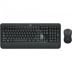 Комплект (клавиатура+мышь) Logitech MK540 (920-008686) радиус действия до 10м,Black беспроводной