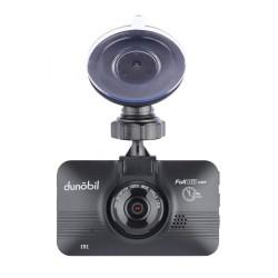 "Видеорегистратор Dunobil Oculus Duo 1920*1080/140°/3""/mSD/2мп/MOV/G-сенсор/ночн.режим/-/-/2камеры"