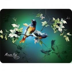 Коврик для мыши Dialog PM-H17 Birds тканевый (285x215x3) рисунок
