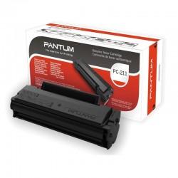 Картридж лазерный Pantum PC-211EV для P2200/ 2500/ M6500/ 6550/ 6600 Black (1600 стр)