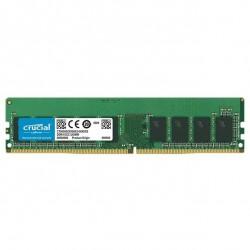 Crucial by Micron DDR4   16GB (PC4-21300) 2666MHz ECC,  DR x8 (Retail)