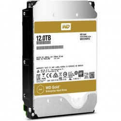 Western Digital HDD SATA-III  12000Gb GOLD WD121KRYZ, 7200rpm, 256MB buffer