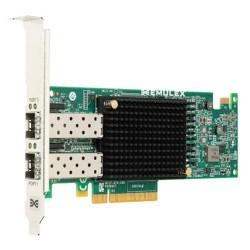 Broadcom Ethernet Server Adapter OCe14102B-UX 10Gb Dual Port, SFP+ (2x Direct Attach Copper)
