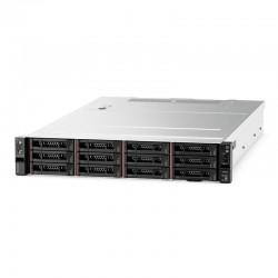 "Lenovo TS ThinkSystem SR550 Rack 2U,Xeon 4110 8C (2.1GHz/85W),16GB/1Rx4 RDIMM,noHDD 2,5""(upto8/16),SR 930-8i(2GB Flash),noDVD,nofree PCI,2xGbE,1x750W Platinum p/s (upto2),1 power cord, XCC Advanced"