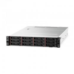Lenovo TCh ThinkSystem SR590 Rack 2U,Xeon Silver 4110 8C (2.1GHz/11MB/85W), 16GB/2Rx8/1.2V RDIMM,3x600GB 10k SAS (up to 8/16),SR930-8i (Flash 2GB),2xGbE,2x750W p/s,2x2,8m Juniper Cord,XCC Advanced