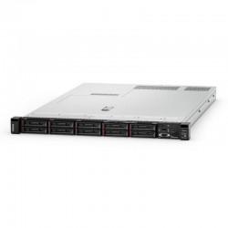 "Lenovo TS ThinkSystem SR630 Rack 1U,Xeon 4110 8C(2.1GHz/85W),32GB/2Rx4 RDIMM (up to 24),noHDD 2,5""(up to 8),SR 930-8i (2GB Flash),noDVD,2xfree PCI,noGbE,2x750W Platinum p/s,2 power cord,XCC Enterprise"