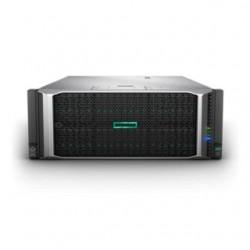 Proliant DL580 Gen10 Gold 6148 Rack(4U)/4xXeon20C 2.4GHz(27,5Mb)/8x16GbR1D_2666/P408i-pFBWC(2Gb/RAID 0/1/10/5/50/6/60)/noHDD(8/48up)SFF/12HPFans/OVadv/2x10Gb535FLR-T/16xPCIe/EasyRK+CMA/4x1600W