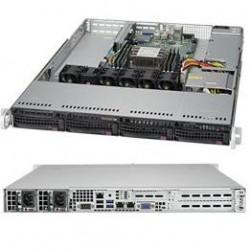 Supermicro SuperServer 1U 5019P-WT noCPU(1)Scalable/TDP 70-205W/ no DIMM(6)/ SATARAID HDD(4)LFF/ 2x10GbE/ 2xFH, 1xLP, M2/ 1x600W