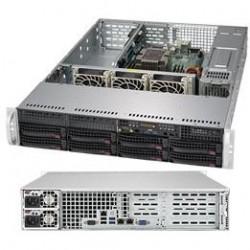 Supermicro SuperServer 2U 5029P-WTR noCPU(1)Scalable/TDP 70-205W/ no DIMM(6)/ SATARAID HDD(8)LFF/ 2x10GbE/ 4xFH, 1xLP, M2/ 2x500W