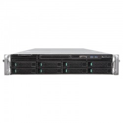 "Intel Server System WOLF PASS 2U R2308WFTZS 952631 2xXeonScalable(max205W)/ DDR4 ECC RDIMM x24/ 8x3,5""/ 2x10GBe/ SWRAID(0,1,10,opt.5)/ 1x1300W redundant PWS"