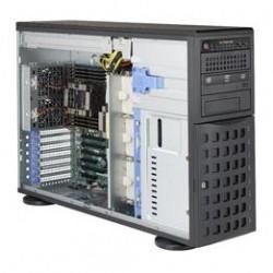 Supermicro SuperServer 4U 7049P-TR noCPU(2)Scalable/TDP 70-205W/ no DIMM(16)/ SATARAID HDD(8)LFF/ 2xGbE/ 6xFH, M2/ 2x1280W