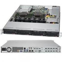 Supermicro SuperServer 1U 6019P-WT noCPU(2)Scalable/TDP 70-165W/ no DIMM(12)/ SATARAID HDD(4)LFF/2xGbE/ 2xFH, 1xLP, M2/ 1x600W