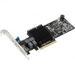 Контроллер PIKE II 3108-8I/240PD, 8 портов, LSI SAS 3108, RAID 0/RAID 1/RAID 10/RAID 5/RAID 6/RAID 50/RAID 60, до 12GB/S ; 90SC06H0-M0UAY0