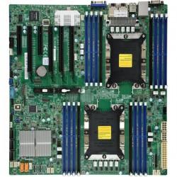 Supermicro Motherboard 2xCPU X11DPI-N Xeon Scalable TDP 205W/ 16xDIMM/ 14xSATA/ C621 RAID 0/1/5/10/ 2xGE/ 4xPCIex16, 2xPCIex8/ M.2(PCIe)(E-ATX)
