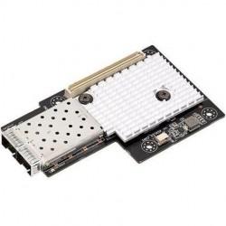 ASUS MCI-10G/82599-2S / сетевая карта мезонинная,  Dual Port, 10 Gigabit, Ethernet SFP+ ; 90SC08J0-M0UAY0