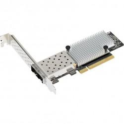 ASUS PEI-10G/82599-2S / сетевая карта SFP+, Dual Port ; 90SC06N0-M0UAY0