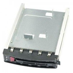"Supermicro Adaptor MCP-220-00080-0B HDD carrier to install 2.5"" HDD in 3.5"" HDD tray (for case 743, 745 series)"
