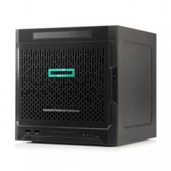 ProLiant MicroServer Gen10 X3216 NHP UMTower/Opteron2C 1.6GHz(1MB)/1x8GbU1D_2400/Marvell88SE9230(SATA/ZM/RAID 0/1/10)/noHDD(4)LFF/2xPCI3.0/noDVD/2x1GbEth/PS200W(NHP)