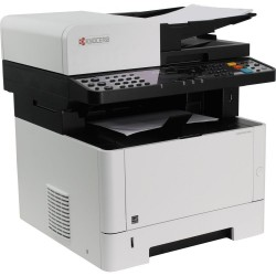 МФУ Kyocera M2735dn (A4 лазерный принтер/копир/сканер/факс,35стр/м,600x600dpi,USB2.0,дуплекс,автоподатчик)