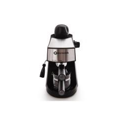 Кофеварка Eurostek ECM-6811 Black (800Вт,0.24л,3.55 бар,рожковая,тип кофе: молотый)