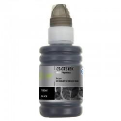 Чернила Cactus CS-GT51BK для HP Deskjet GT Black 100 мл
