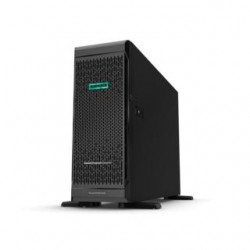 ProLiant ML350 Gen10 Silver 4110 HotPlug Tower(4U)/Xeon8C 2.1GHz(11Mb)/1x16GbR1D_2666/P408i-aFBWC(2Gb/RAID 0/1/10/5/50/6/60)/noHDD(8/24up)SFF/noDVD/iLOstd/2NHPFans/4x1GbEth/1x800W(2up)analog835263-421