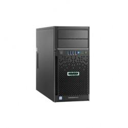 ProLiant ML30 Gen9 E3-1220v6 NHP Tower(4U)/Xeon4C 3.0GHz(8MB)/1x8GB1UD_2400/B140i(ZM/RAID 0/1/10/5)/noHDD(4)LFF/noDVD/iLOstd(no port)/1NHPFan/2x1GbEth/1x350W(NHP)