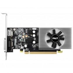 Видеокарта Palit GeForce GT1030 (2Гб, DDR4,64bit,DVI,HDMI NEC103000646-1082F,ret)