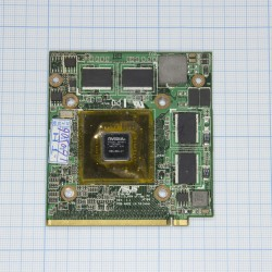 Видеокарта для ноутбука GeForce GT9600M 1Gb (G96-630-C1) REV:1.1 13N0-ESM0501 MXM II