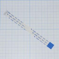 Шлейф FPC длина 100мм 8 пин шаг 1.0мм reverse