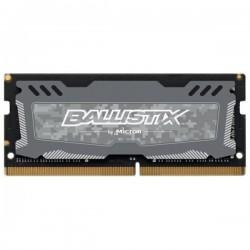Модуль памяти Crucial by Micron  DDR4   4GB  2666MHz SODIMM (PC4-21300) CL16 SRx8 1.2V 260pin (Retail) Ballistix Sport LT