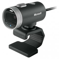 Веб-камера Microsoft LifeCam Cinema, 720p HD(1280x720), USB, [For Business]