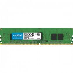 Crucial by Micron DDR4    4GB (PC4-21300) 2666MHz ECC Registered SR x8, 1.2V CL19 (Retail)
