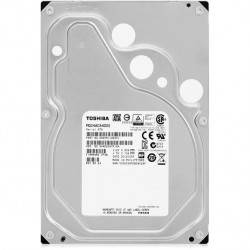 "Жесткий диск Toshiba Enterprise HDD 3.5"" SATA 4ТB, 7200rpm, 128MB buffer (MG04ACA400E)"