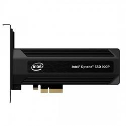 Жесткий диск Intel Optane SSD 900P Series PCIe NVMe 3.0 x4,  480Gb 1/2 Height PCIe, R2500/W2000 Mb/s, IOPS 550K/500K, MTBF 1,6M (Retail) Star Citizen Promo